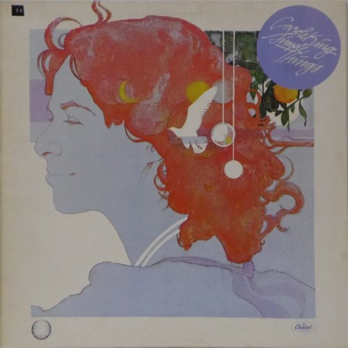Carole King<br>Simple Things<br>LP