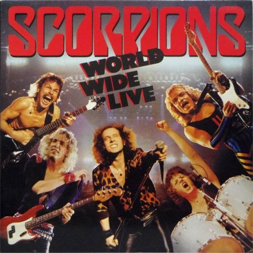 Scorpions<br>Lonesome Crow<br>LP