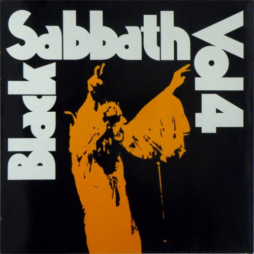 Black Sabbath<br>Black Sabbath Vol.4<br>LP (UK pressing)