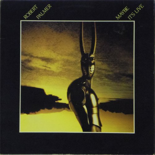 Robert Palmer<br>Maybe It's Live<br>LP
