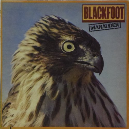 Blackfoot<br>Marauder<br>LP