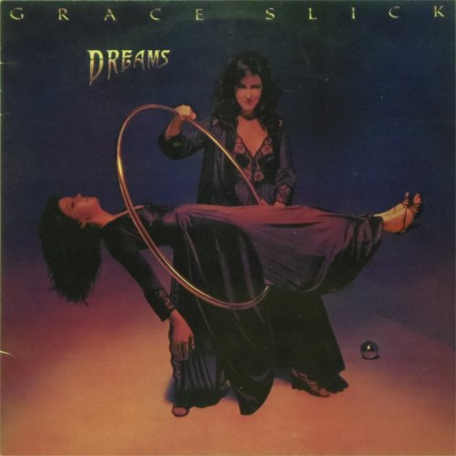 Grace Slick<br>Dreams<br>LP