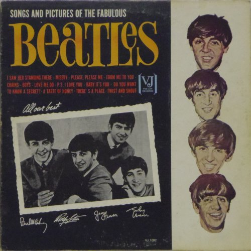 The Beatles<br>Songs and Pictures of the Fabulous Beatles<br>LP