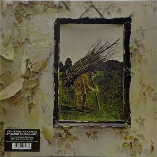 Led Zeppelin<br>ZOSO Four Symbols<br>(New 180 gram re-issue)<br>LP