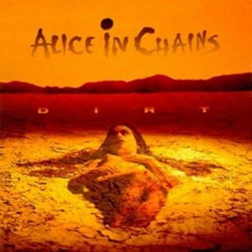 Alice In Chains<br>Dirt<br>(New 180 gram re-issue)<br>LP