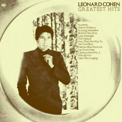 Leonard Cohen<BR>Greatest Hits<br>(New 180 gram re-issue)<br>LP