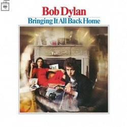 Bob Dylan<br>Bringing It All Back Home<br>(New 180 gram re-issue)<br>LP