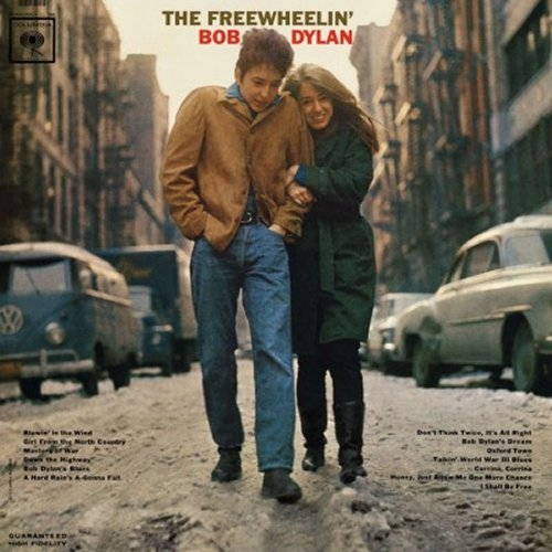 Bob Dylan<br>The Freewheelin' Bob Dylan<br>(New 180 gram re-issue)<br>LP