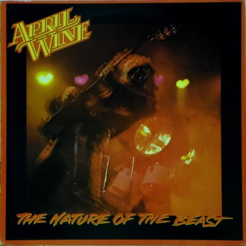 April Wine<br>The Nature of The Beast<br>LP