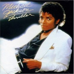 Michael Jackson<BR>Thriller<BR>(New re-issue)<br>LP