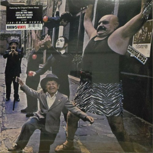The Doors<br>Strange Days<br>(New 180 gram re-issue)<br>LP