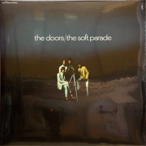 The Doors<br>The Soft Parade<br>(New 180 gram re-issue)<br>LP