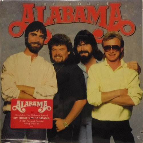 Alabama<br>The Touch<br>LP