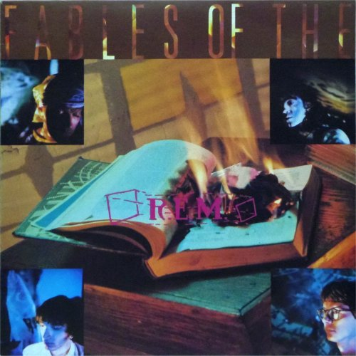 R.E.M.<br>Fables of The Reconstruction<br>LP (DUTCH pressing)