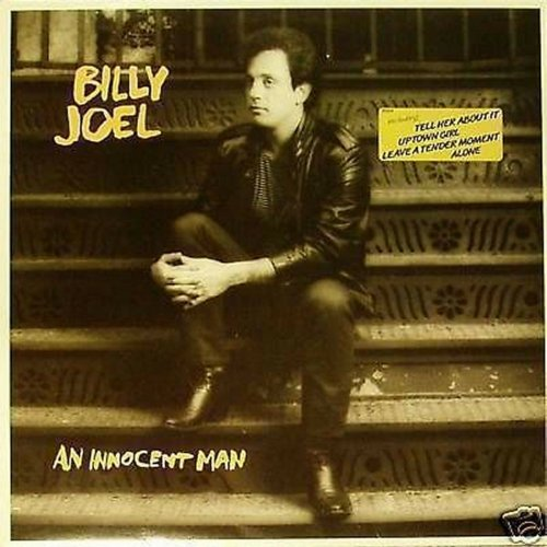 Billy Joel<br>An Innocent Man<br>LP (DUTCH pressing)