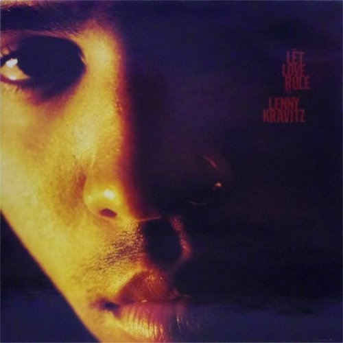 Lenny Kravitz<br>Let Love Rule<br>LP (UK pressing)