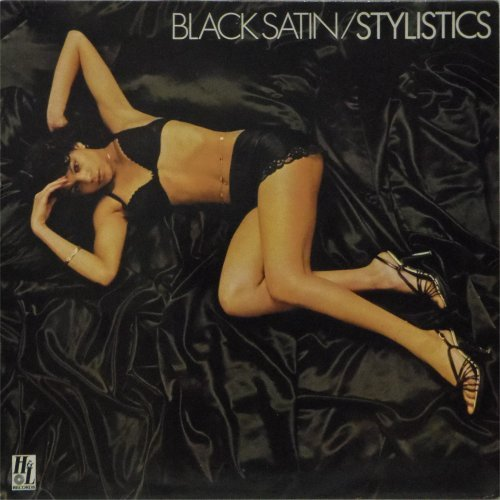 The Stylistics<br>Black Satin<br>LP (UK pressing)