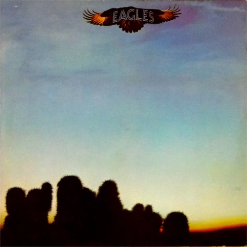 The Eagles<br>Untitled<br>LP (GERMAN pressing)