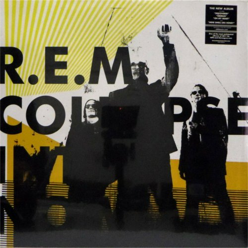 R.E.M.<br>Collapse Into Now<br>LP (EU pressing)