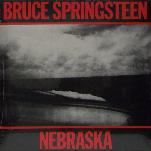 Bruce Springsteen<br>Nebraska<br>LP (EU pressing)