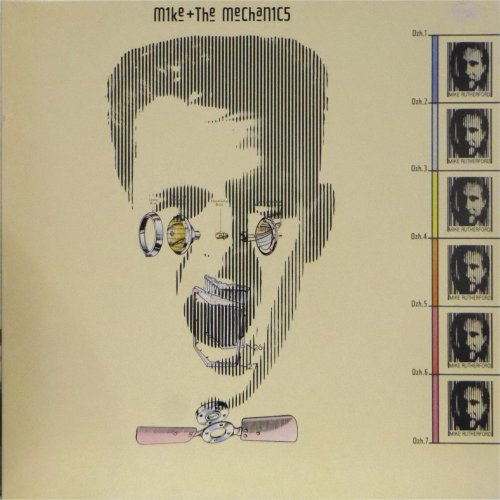 Mike & The Mechanics<br>Untitled<br>LP (GERMAN pressing)