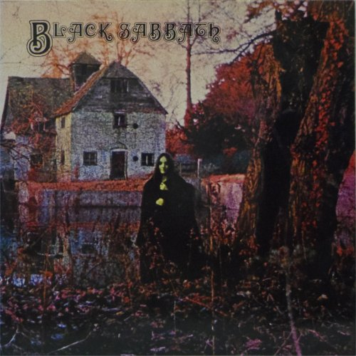 Black Sabbath<br>Black Sabbath<br>LP (GERMAN pressing)