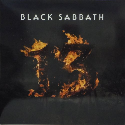 Black Sabbath<br>13<br>Double LP (EU pressing)