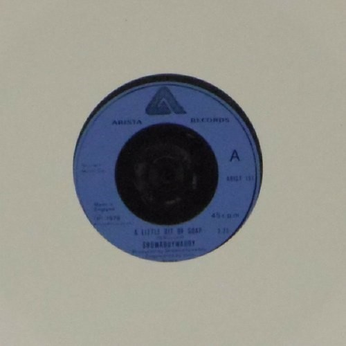 "Showaddywaddy<br>A Little Bit Of Soap<br>7"" single"