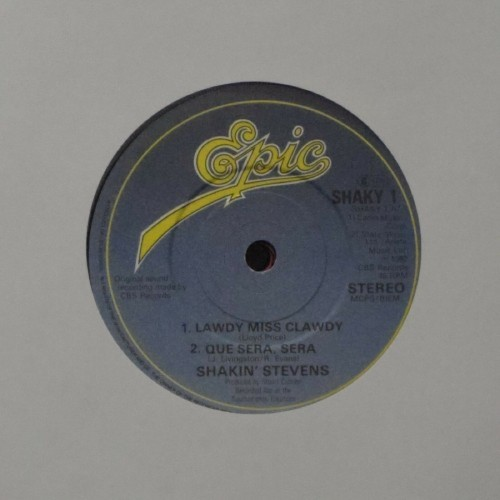 "Shakin' Stevens<br>Special Edition Ep<br>7"" single"