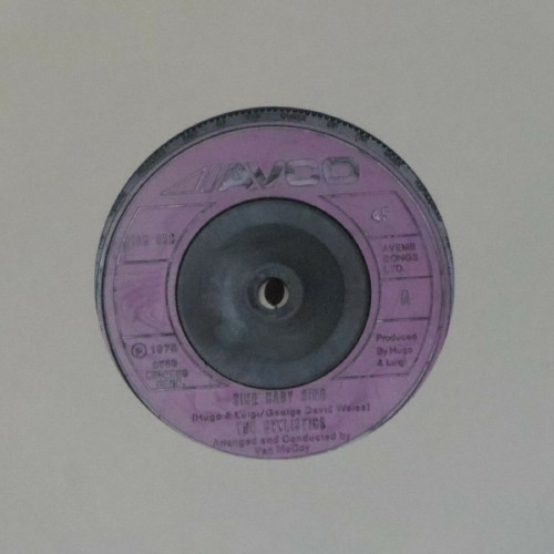 "The Stylistics<br>Sing Baby Sing<br>7"" single"