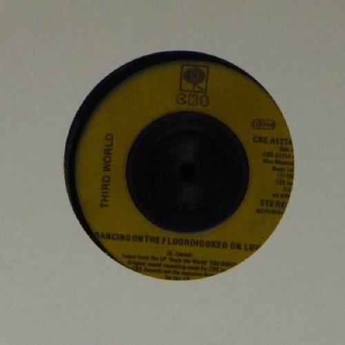 "Third World<br>Dancing On The Floor<br>7"" single"
