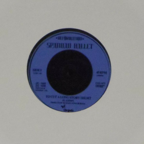 "Spandau Ballet<br>To Cut A Long Story Short<br>7"" single"