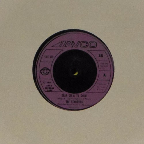 "The Stylistics<br>Star On A Tv Show<br>7"" single"