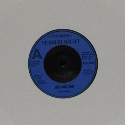 "Spandau Ballet<br>Instinction<br>7"" single"