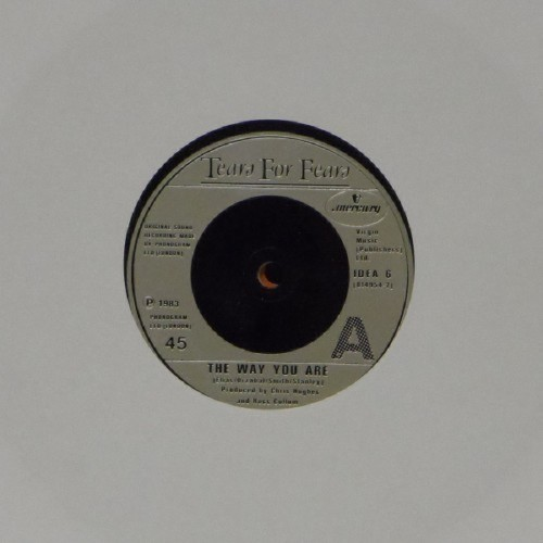 "Tears For Fears<br>The Way You Are<br>7"" single"
