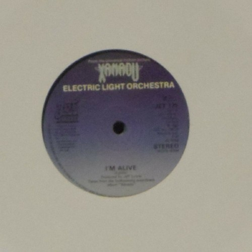 "Electric Light Orchestra<br>I'm Alive<br>7"" single"