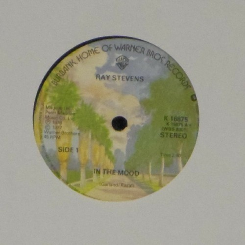 "Ray Stevens<br>In The Mood<br>7"" single"