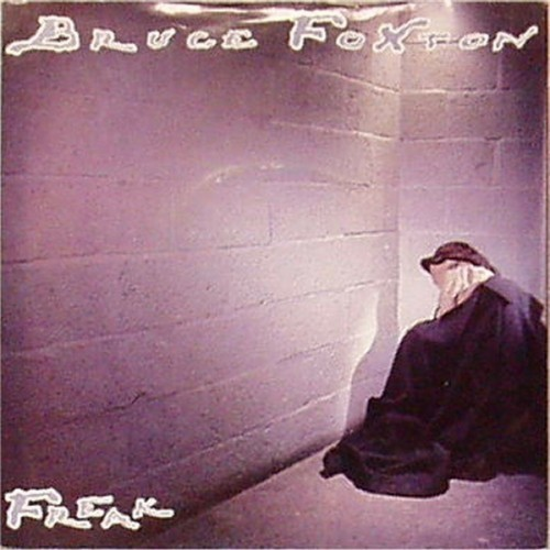 "Bruce Foxton<br>Freak<br>7"" single"