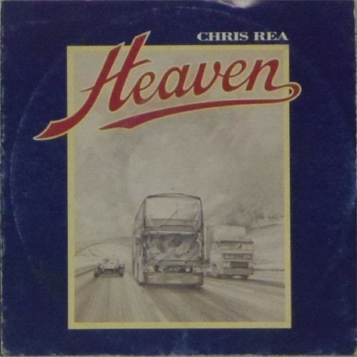 "Chris Rea<br>Heaven<br>7"" single"