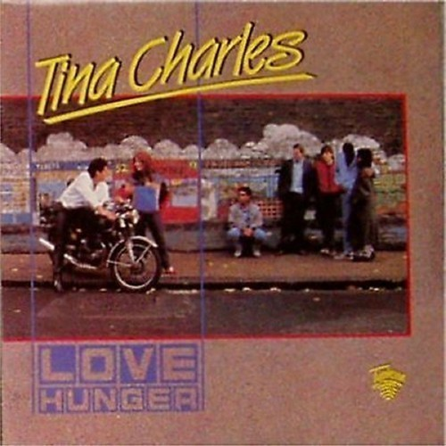 "Tina Charles<br>Love Hunger<br>7"" single"