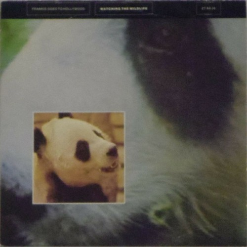 "Frankie Goes To Hollywood<br>Watching The Wildlife<br>7"" single"
