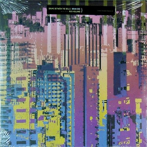 Brian Eno<br>Drums Between The Bells<br>Double LP