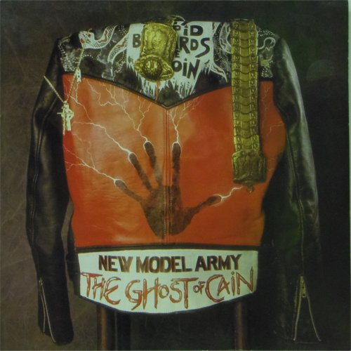 New Model Army<br>The Ghost of Cain<br>LP
