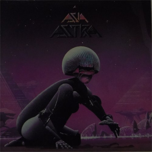 Asia<br>Astra<br>LP (UK pressing)