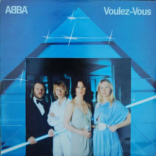 Abba<br>Voulez-Vous<br>Brand new re-issue LP