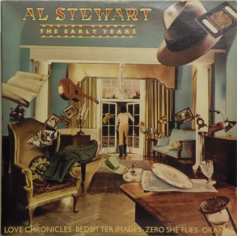 Al Stewart<br>The Early Years<br>Double LP