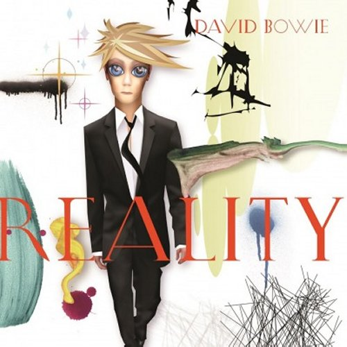 David Bowie<br>Reality<br>(New 180 gram re-issue)<br>LP