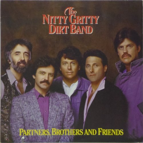 The Nitty Gritty Dirt Band<br>Partners Brothers and Friends<br>LP