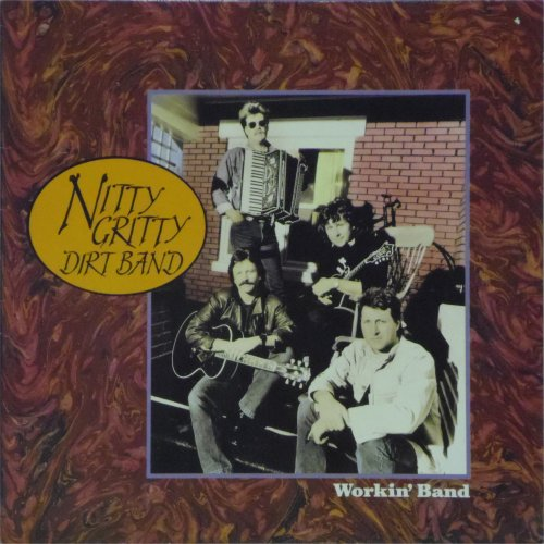 The Nitty Gritty Dirt Band<br>Workin Band<br>LP