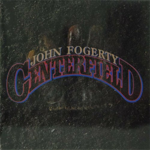 John Fogerty<br>Centerfield<br>LP (GERMAN pressing)